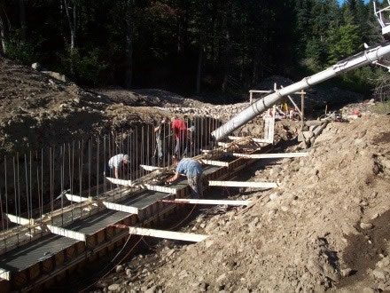 Heavy Site Civil Construction Tantara Corporation